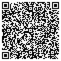 QR code with L J's Trucking Corp contacts