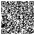 QR code with P A W Co contacts