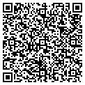 QR code with B & A Enterprises contacts
