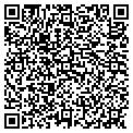 QR code with G M Service & Maintenance Inc contacts