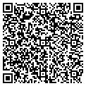 QR code with D A H Installation contacts