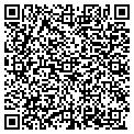 QR code with E & L Vending Co contacts
