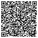 QR code with P M Group-Gulf Coast Inc contacts