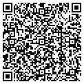 QR code with Happy Tails contacts