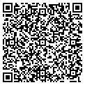 QR code with J & C Auto Transmission Center contacts