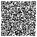 QR code with J & H Reflection Catering & contacts