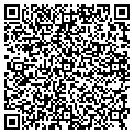 QR code with S K & W Insurance Service contacts