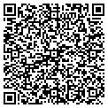 QR code with A & B Marketing Inc contacts