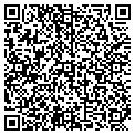 QR code with C & B Computers Inc contacts