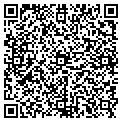 QR code with H R Reed Construction Inc contacts