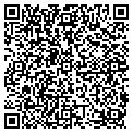 QR code with J P's Frame & Trim Inc contacts
