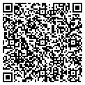 QR code with M & P Automotive contacts