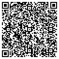 QR code with J & B Logistic Inc contacts