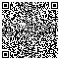 QR code with N & F Pharmacy & Discount contacts