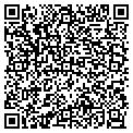 QR code with M & H Medical Supplies Corp contacts