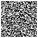 QR code with S & M Flooring contacts