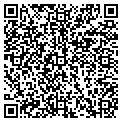QR code with D & E House Moving contacts