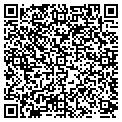 QR code with S & M Four Ssons Lawn Care-LLC contacts