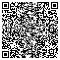 QR code with D & D Automotive contacts