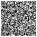 QR code with B&R Electric contacts