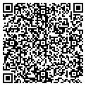 QR code with K & M Sports Center contacts