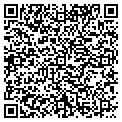 QR code with H & M Plumbing & Heating Inc contacts