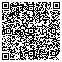 QR code with H R W Machine Works contacts