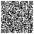 QR code with Hunters Expo contacts