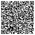 QR code with K & A Road Boring Company contacts