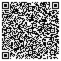QR code with Cash City contacts