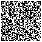QR code with M & M Cleaning Service contacts