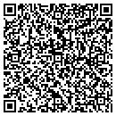 QR code with A Stitch Above contacts