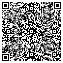 QR code with C & S Construction Inc contacts