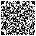 QR code with M K Fong's Grocery & Market contacts