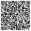 QR code with F & J Construction contacts