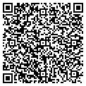 QR code with H & H Carpet Cleaning contacts