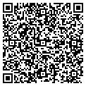 QR code with M V Rhodes Insurance contacts