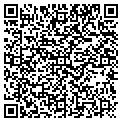 QR code with D & S Alaska Trail Rides Inc contacts