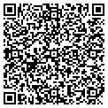 QR code with S & J Manufacturing contacts