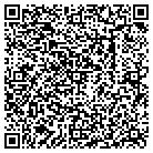 QR code with B & R Fish By Products contacts