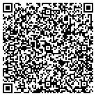 QR code with F & E Taxidermy & Rental contacts