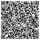 QR code with G & J's Midnight Sun B & B contacts