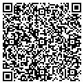 QR code with B & B Better Bargains contacts