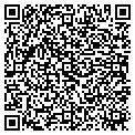 QR code with K & A Boring & Tunneling contacts