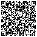 QR code with D & J Enterprises contacts