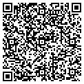 QR code with T M Calaska Inc contacts