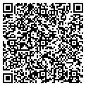QR code with M & M Espresso contacts