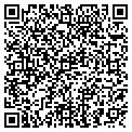 QR code with A & A Auto Body contacts