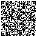 QR code with C & C General Contractors contacts