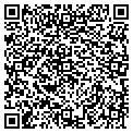QR code with B J Vehicle Pressure Steam contacts